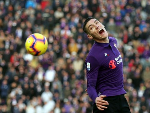 Manchester United had bid for Nikola Milenkovic rejected by Fiorentina