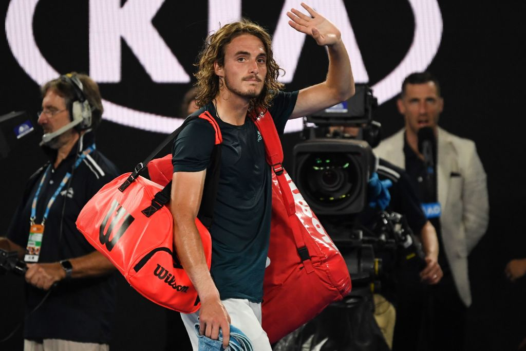 How did Federer do it? Stefanos Tsitsipas can't figure out how to beat Nadal