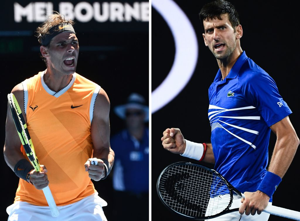 Pat Cash convinced Novak Djokovic was sending a message to Rafael Nadal with Australian Open beatdown