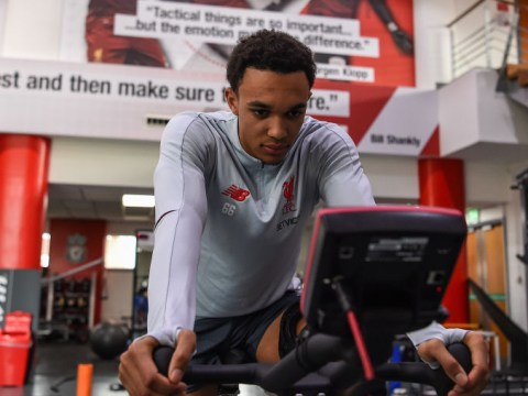 Jurgen Klopp provides injury update for Trent Alexander-Arnold and Gini Wijnaldum