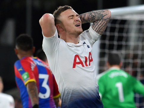 Mauricio Pochettino reacts to Tottenham's shock FA Cup exit against Crystal Palace