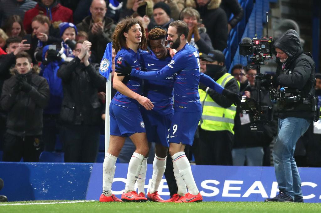 Antonio Rudiger urges Chelsea to block Callum Hudson-Odoi's transfer to Bayern