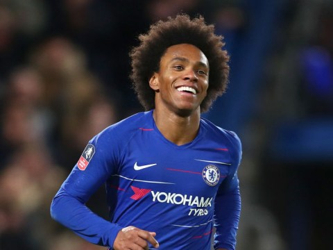 Barcelona eyeing cut-price deal for Chelsea star Willian