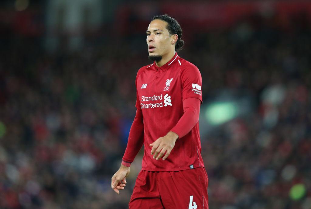 Virgil Van Dijk questions Liverpool fans' behaviour during Leicester draw