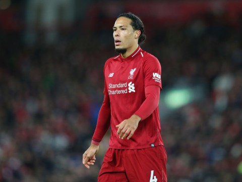 Virgil Van Dijk questions Liverpool fans' behaviour during Leicester draw
