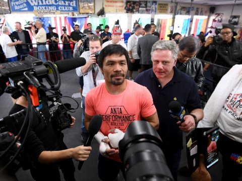 Manny Pacquiao has no retirement plans ahead of Adrien Broner fight