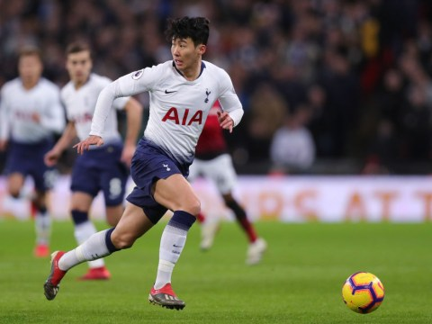 When is Heung-Min Son back from the Asian Cup and what Tottenham games will he miss?