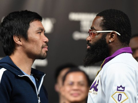 Manny Pacquiao vs Adrien Broner UK TV channel, live stream, fight time, odds and undercard