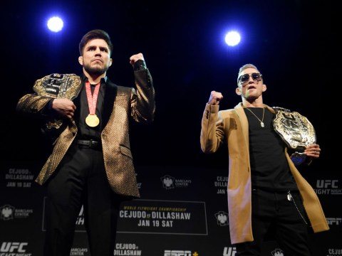 UFC Brooklyn UK time, date, TV channel, live stream and odds for Dillashaw vs Cejudo