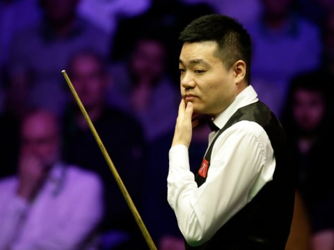 Ding Junhui 'had no idea what to do' when Ronnie O'Sullivan hammered him in Masters final