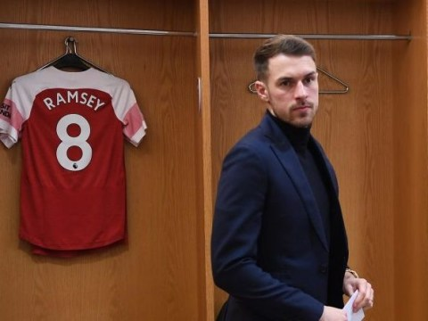 Aaron Ramsey can leave Arsenal in January transfer window if Unai Emery completes TWO signings