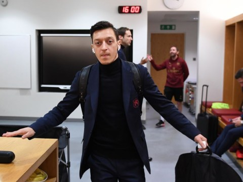 Jose Mourinho tells Unai Emery how to get the best out of unhappy Arsenal star Mesut Ozil