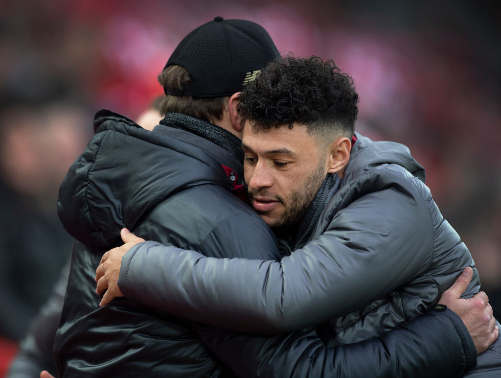 Alex Oxlade-Chamberlain return like 'a new signing' for Jurgen Klopp, says Liverpool hero Phil Thompson