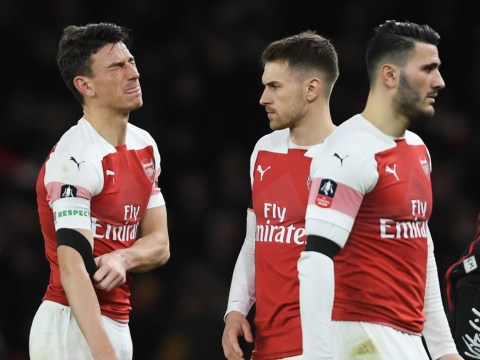 Unai Emery should sell six Arsenal players after Manchester United defeat, says Charlie Nicholas