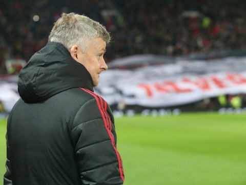 Ole Gunnar Solskjaer misses out on history as Manchester United's winning run comes to an end