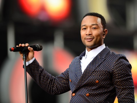 John Legend reveals he's started learning how to swim at 40 and naturally Twitter has a lot to say