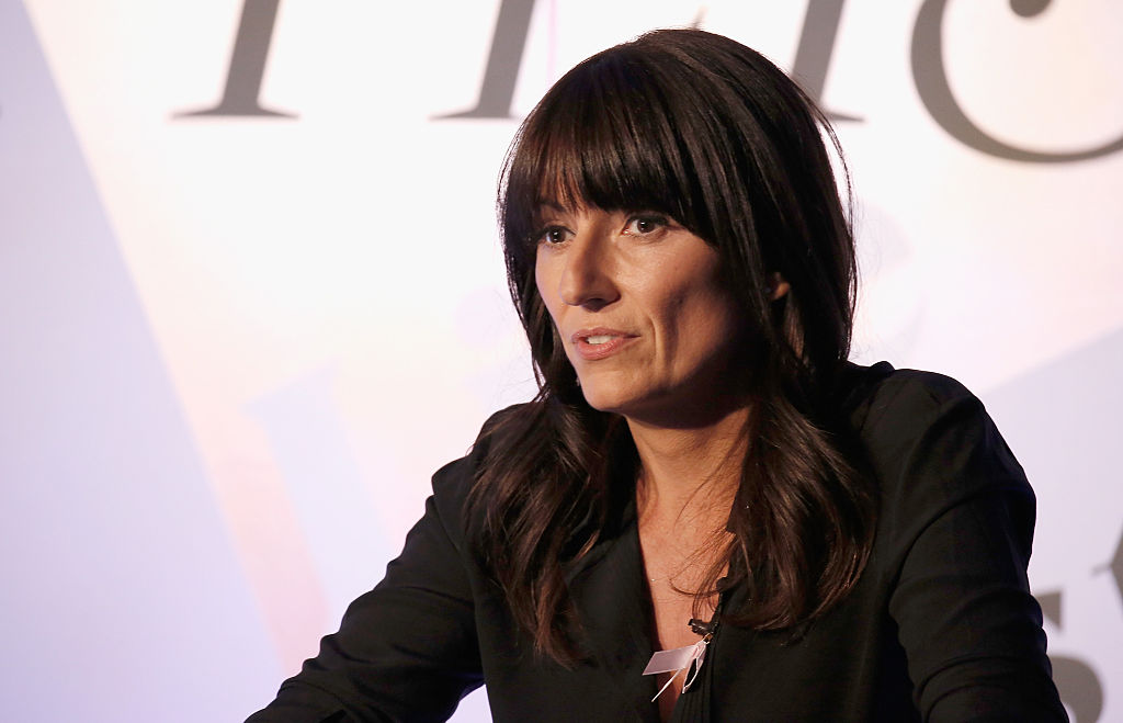 'Sometimes I'm struggling': Davina McCall admits she 'fakes' being happy to please others