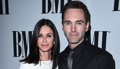 Courteney Cox admits Johnny McDaid relationship got better after ending engagement: 'He's not my fiance'
