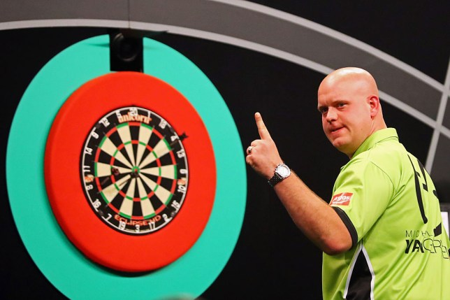 2019 Masters Darts Schedule Draw Odds Prize Money And