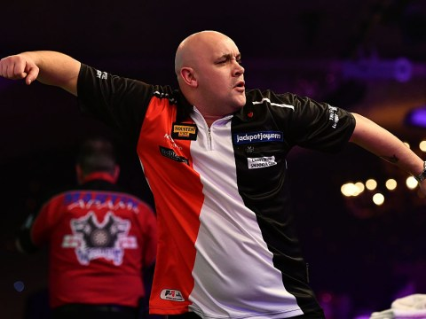 Jamie Hughes and Harry Ward win through PDC Q School day one