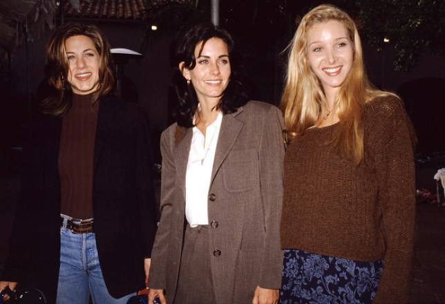 Friends reunion could happen for 25th anniversary
