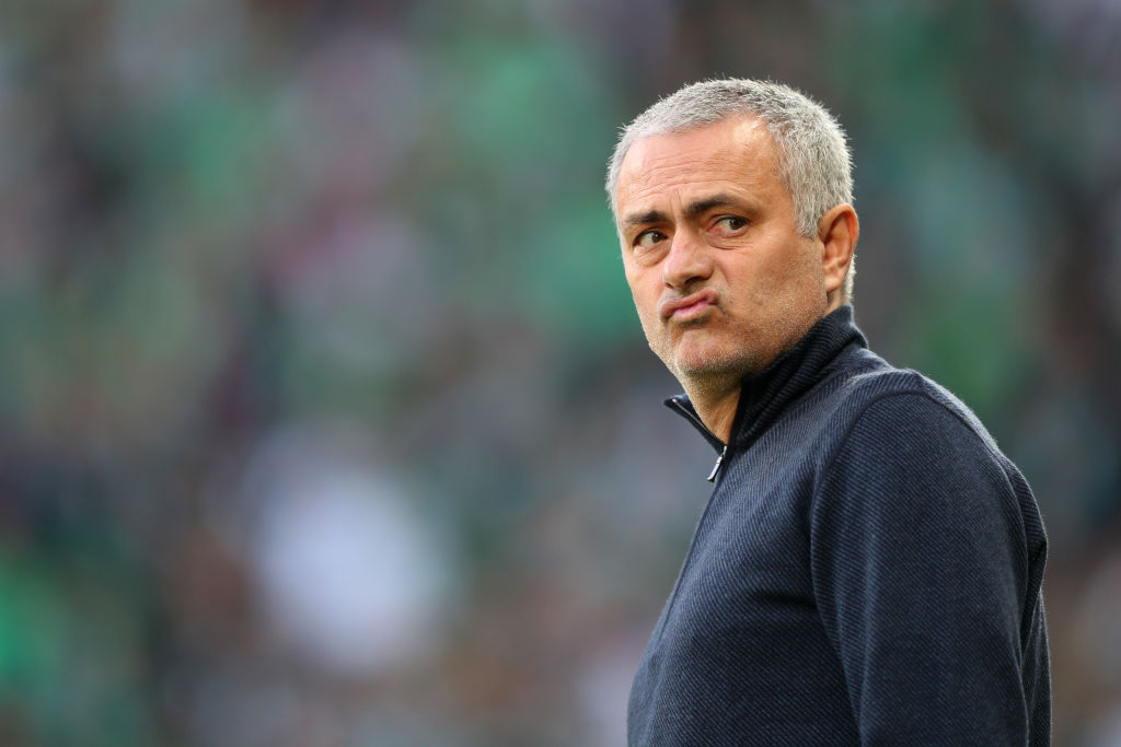 Axed Manchester United boss Jose Mourinho reveals player asked him to stop criticising him in public