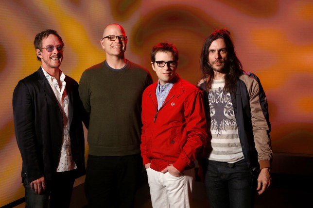 Weezer releases ultimate #TBT with The Teal Album and the