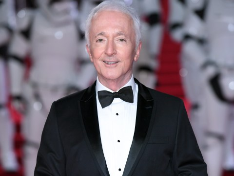 Anthony Daniels says emotional goodbye to Star Wars as he films last scenes as C-3PO for Episode IX