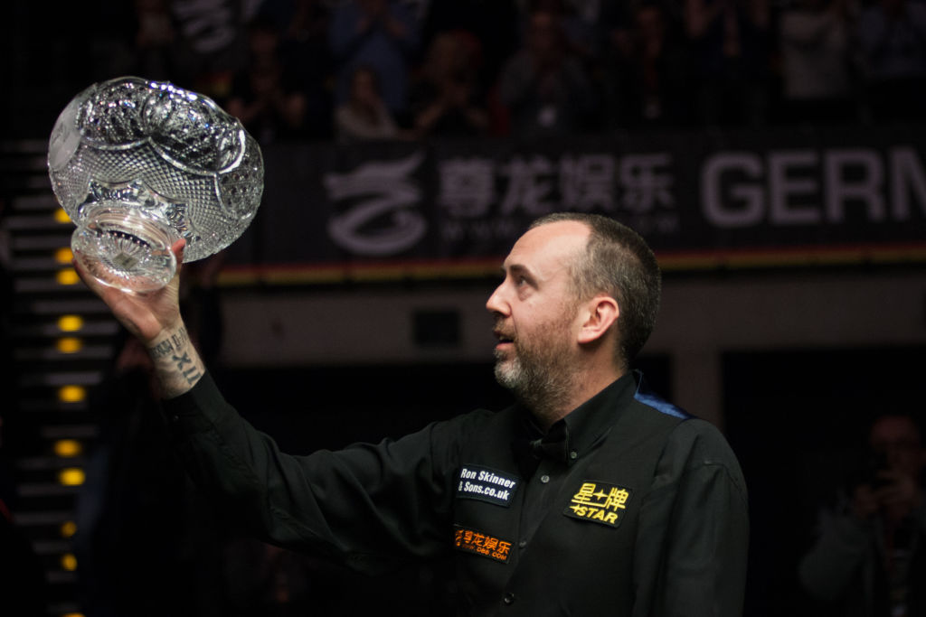 German Masters snooker TV schedule, dates, odds and prize money