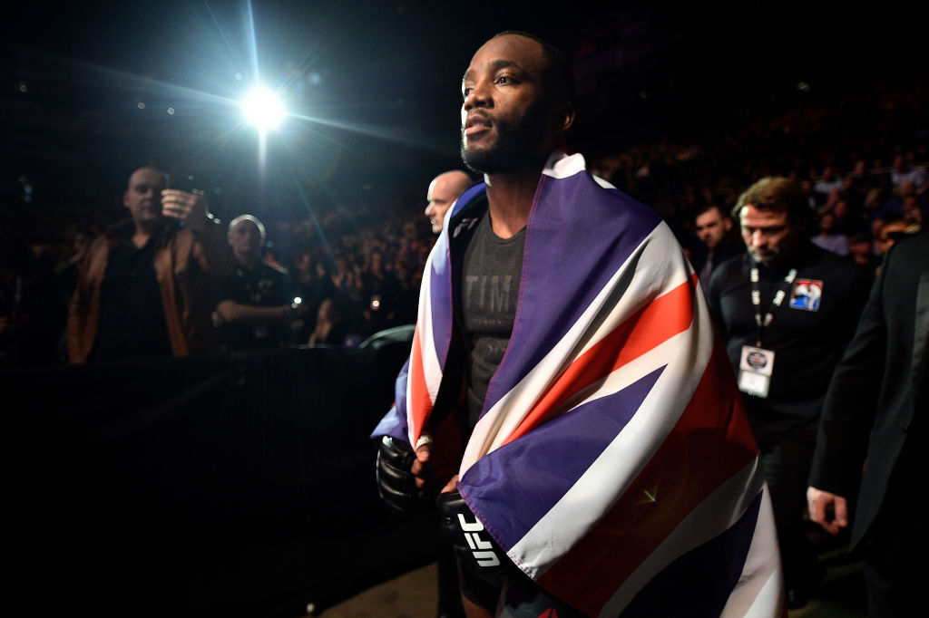 Leon Edwards wants to headline UFC London alongside Darren Till