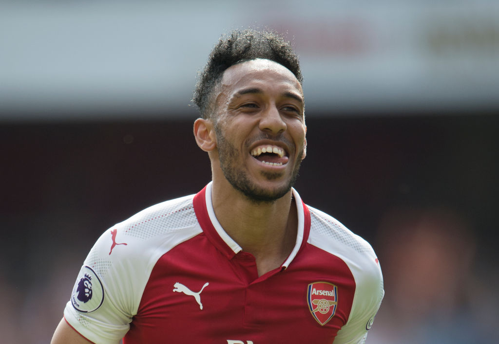 Pierre-Emerick Aubameyang drops hint over Arsenal's move for Ivan Perisic