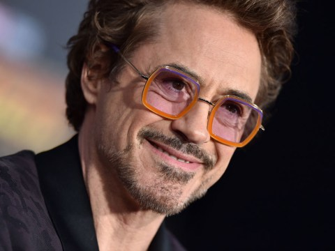 Avengers' Robert Downey Jr is one special birthday boy as Chris Evans and Mark Ruffalo give him the love