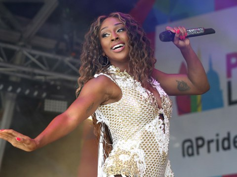 Alexandra Burke 'dropped' from record label for third time