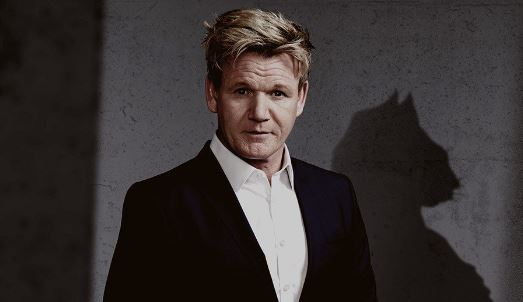 Gordon Ramsay is sadly not a furry – is just opening a restaurant called Lucky Cat