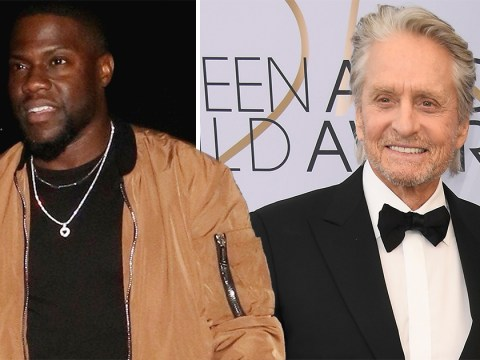 Michael Douglas says it was 'a mistake' for Kevin Hart to drop out of hosting the Oscars