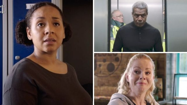 Rick is fighting for the future of the hospital in Holby City but it might make him unpopular