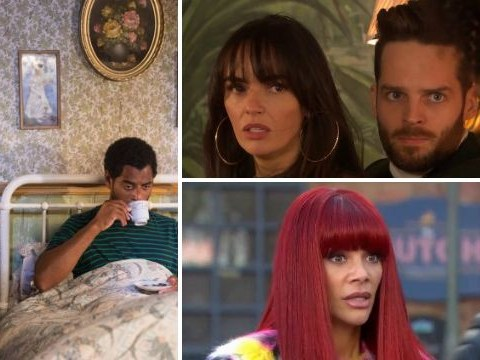 Hollyoaks spoilers: Breda McQueen drugs Louis Loveday as he realises she's a killer