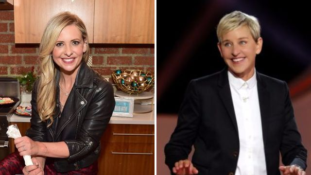 Sarah Michelle Gellar could make her TV comeback this year thanks to Ellen DeGeneres