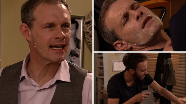 Coronation Street spoilers: Murder blackmail twist after David and Nick blade showdown
