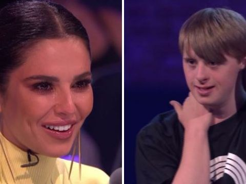 Greatest Dancer viewers left 'balling their eyes out' as Cheryl sobs through emotional performance