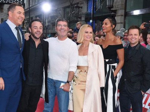 Ant McPartlin returning to Britain's Got Talent tomorrow in first day at work since drink-driving crash