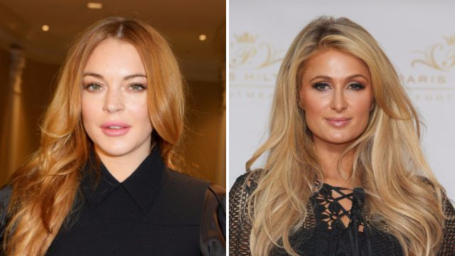 Lindsay Lohan calls out Paris Hilton over infamous Britney Spears car picture