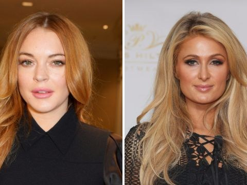 Lindsay Lohan calls out Paris Hilton over infamous Britney Spears car picture