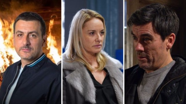 Fire in Coronation Street, arrest in EastEnders and Cain threatens Graham in Emmerdale