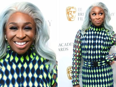 Cynthia Erivo left gushing over 'incredible honour' following Bafta Rising Star nomination
