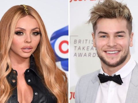 Jesy Nelson and Chris Hughes spark dating rumours as they enjoy cocktails on night out