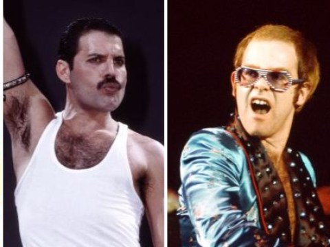 Freddie Mercury, Elton John and Rod Stewart once plotted to form a supergroup