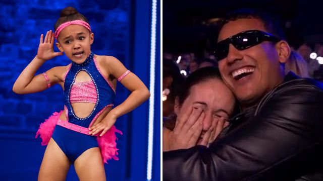The Greatest Dancer fans fall for Shyla, 7, as her dad fears his failing sight could mean he never sees her dance again