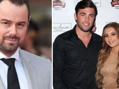 Danny Dyer claims Jack Fincham is 'punching' with daughter Dani as he jokes about watching them 'tonguing' on TV