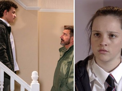 Coronation Street: Is Amy Barlow's cousin Simon the father as the 14-year-old falls pregnant?